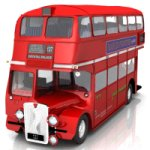 Click to see information about the 'Bus AEC London (for Vue)'.