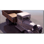 Click to see information about the 'ZIS 5 Russian Truck (for 3D Studio Max)'.