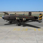 Click to see information about the 'Handley Page Halifax BIII (for Poser)'.