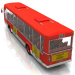 E.M.T. Bus (for Vue)