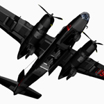 Bomber Aircraft Pack 2 (for Poser)