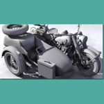 BMW R75 (for 3D Studio Max)