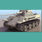 Panzer V-2 (for 3D Studio Max)