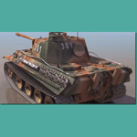 Click to see information about the 'Panzer V Ausf G (for 3D Studio Max)'.