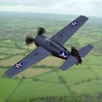 Click to see information about the 'Grumman F4F 4 Wildcat (for Poser)'.