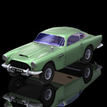 Click to see information about the 'Aston Martin (for Poser)'.