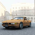 BMW 850 I (for Vue)