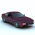 Click to see information about the 'BMW 850 I (for Vue)'.