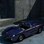 Chevrolet Corvette (for Vue)