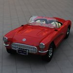 Click to see information about the 'Chevrolet Corvette (for Vue)'.