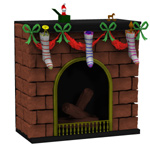 Click to see information about the 'Fireplace and Chimney (for Poser)'.