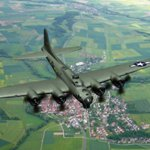 Click to see information about the 'B-17G Flying Fortress (for Poser)'.