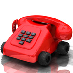 Click to see information about the 'Toy Phone (for Poser)'.