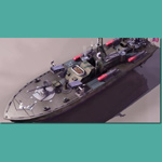 PT 328 US Torpedo Boat (for 3D Studio Max)