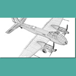 Junkers 188 E 1 Avenger (for 3D Studio Max)