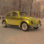 Volkswagen Beetle (for DAZ Studio)