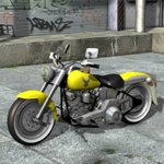 Click to see information about the 'Harley Davidson FLSTF Fatboy (for Poser)'.