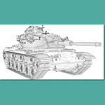 M60 A3 (for 3D Studio Max)