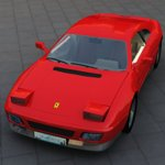 Click to see information about the 'Ferrari 348T (for Vue)'.