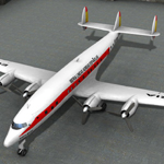 Lockheed Constellation (for Poser)