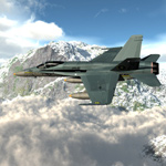 Click to see information about the 'F/A-18 Hornet (for Vue)'.