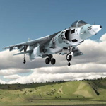 Click to see information about the 'Harrier AV-813 (for Poser)'.