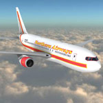 Click to see information about the 'Boeing 767 (for Poser)'.