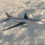 Click to see information about the 'Boeing 767 (for Vue)'.