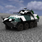 LAV 25 Piranha (for Vue)