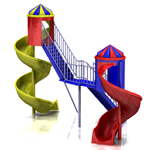 Click to see information about the 'Torbellino Playground (for Poser)'.