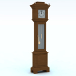 Click to see information about the 'Grandfather Clock (for Vue)'.