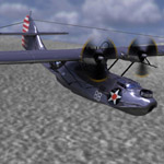 Consolidated PBY 5 Catalina (for Vue)