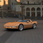 Corvette ZR 1 (for Vue)