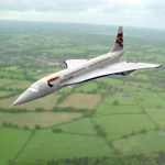 Click to see information about the 'Concorde SST (for Poser)'.