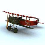 Click to see information about the 'Fokker D.VII (for Vue)'.
