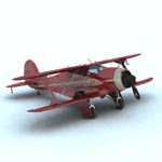 Beechcraft G17S Staggerwing (for Vue)