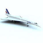 Click to see information about the 'Concorde SST (for Vue)'.