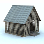 Click to see information about the 'Corncrib (for Vue)'.