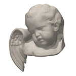 Click to see information about the 'Angel Sculpture (for Poser)'.