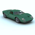 Ford GT40 (for Vue)