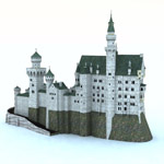 Neuschwanstein Castle (for Vue)