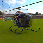 Click to see information about the 'Bell 47G Helicopter (for Vue)'.