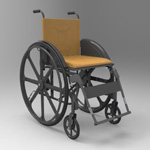 Click to see information about the 'Wheelchair (for Vue)'.