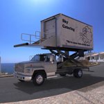 Airport Supply Truck (for Poser)