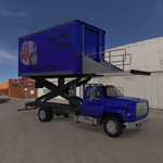 Click to see information about the 'Airport Supply Truck (for Poser)'.