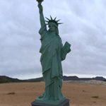Click to see information about the 'Statue of Liberty (for Wavefront OBJ)'.