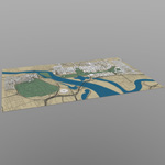 Click to see information about the 'Washington DC Cityscape (for Wavefront OBJ)'.