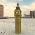 Click to see information about the 'Big Ben (for Poser)'.