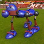 Click to see information about the 'Robo Rover (for Poser)'.