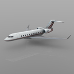 Bombardier BD-700 (for Vue)